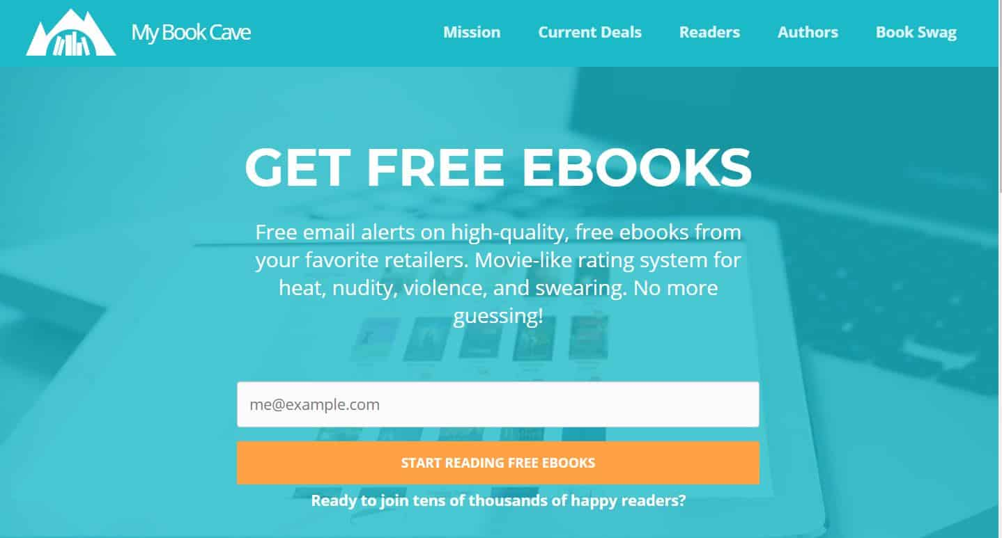 "Book Cave—Books with ""Movie-like"" Ratings"