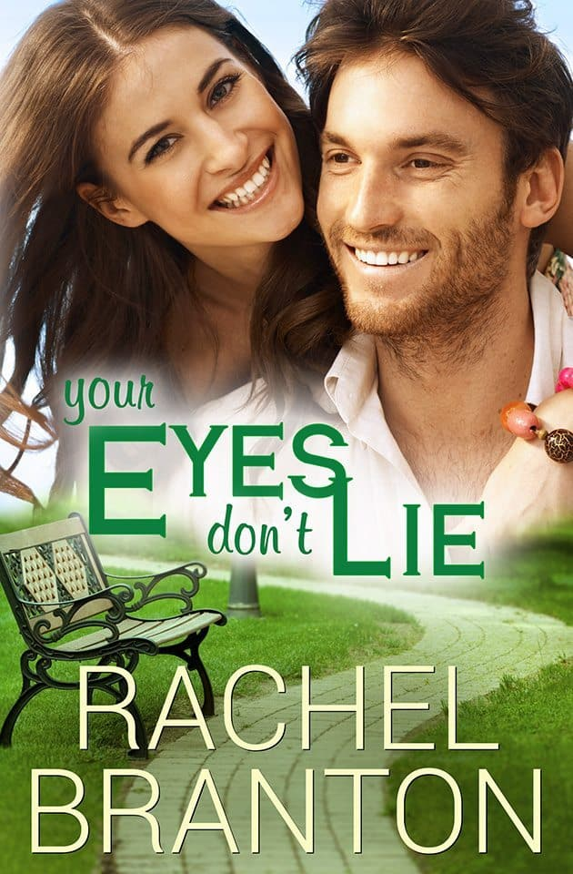 Eyes Don't Lie by Rachel Branton front cover