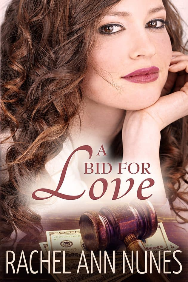 Cover for A Bid for Love