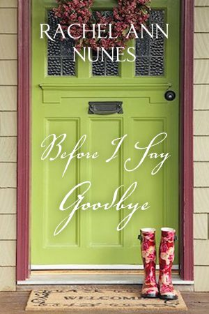 Cover for Before I Say Goodbye