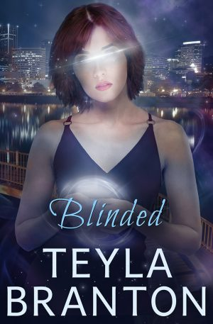 Cover for Blinded