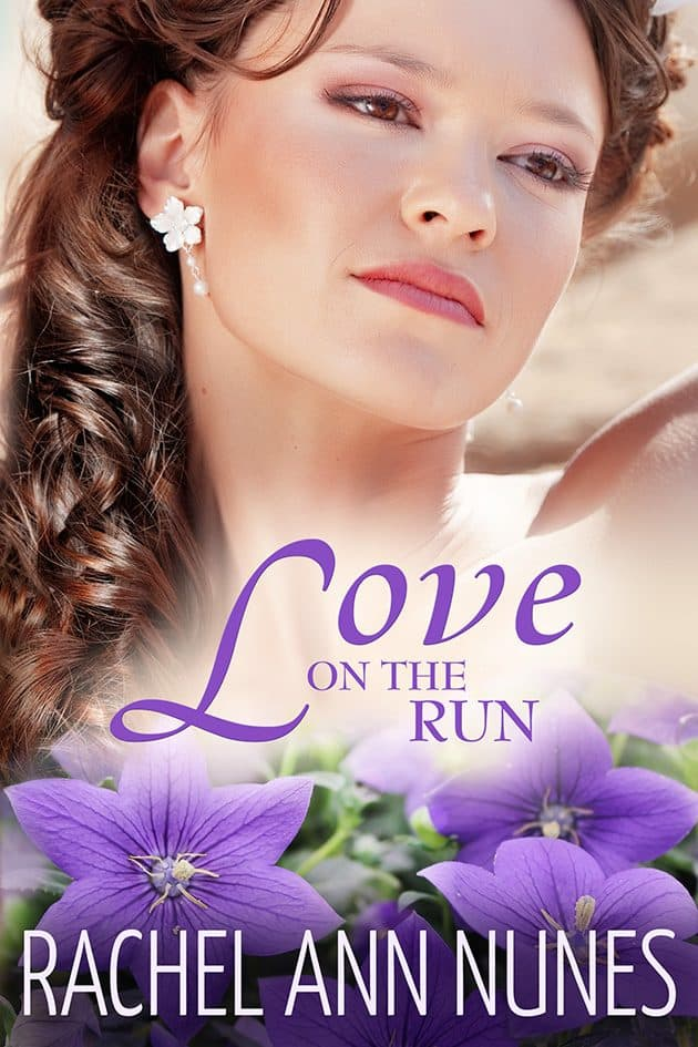 Cover for Love on the Run