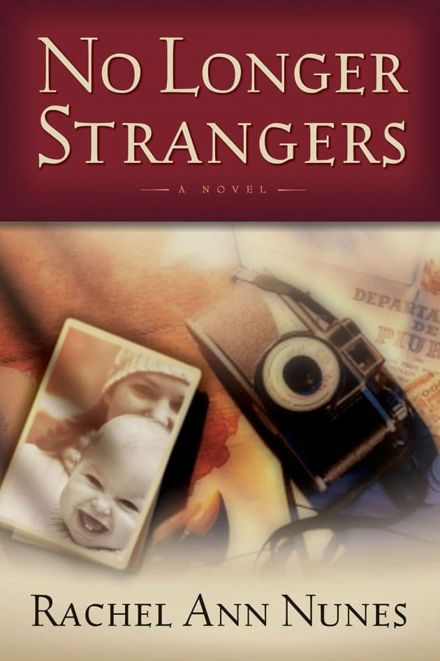 Cover for No Longer Strangers
