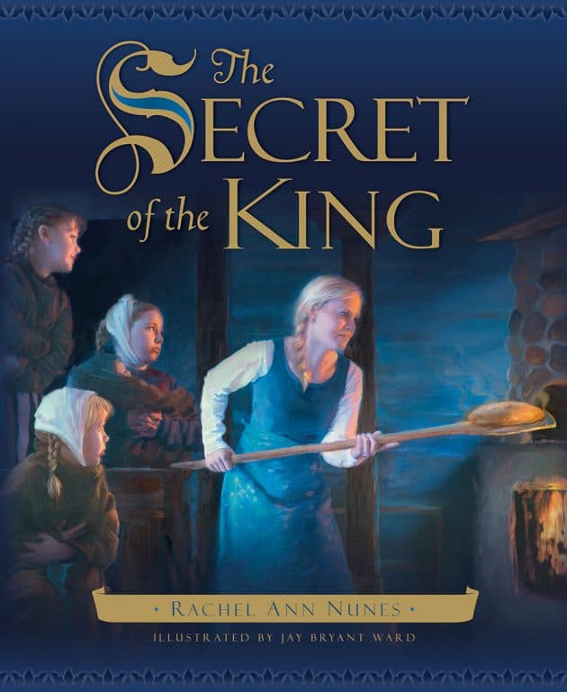 Cover for The Secret of the King