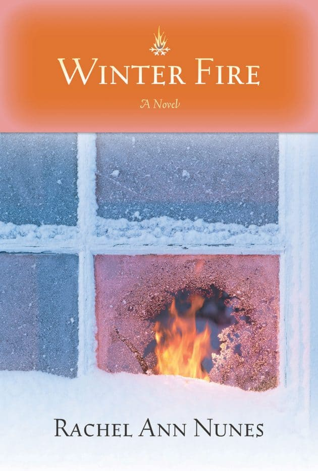 Cover for Winter Fire