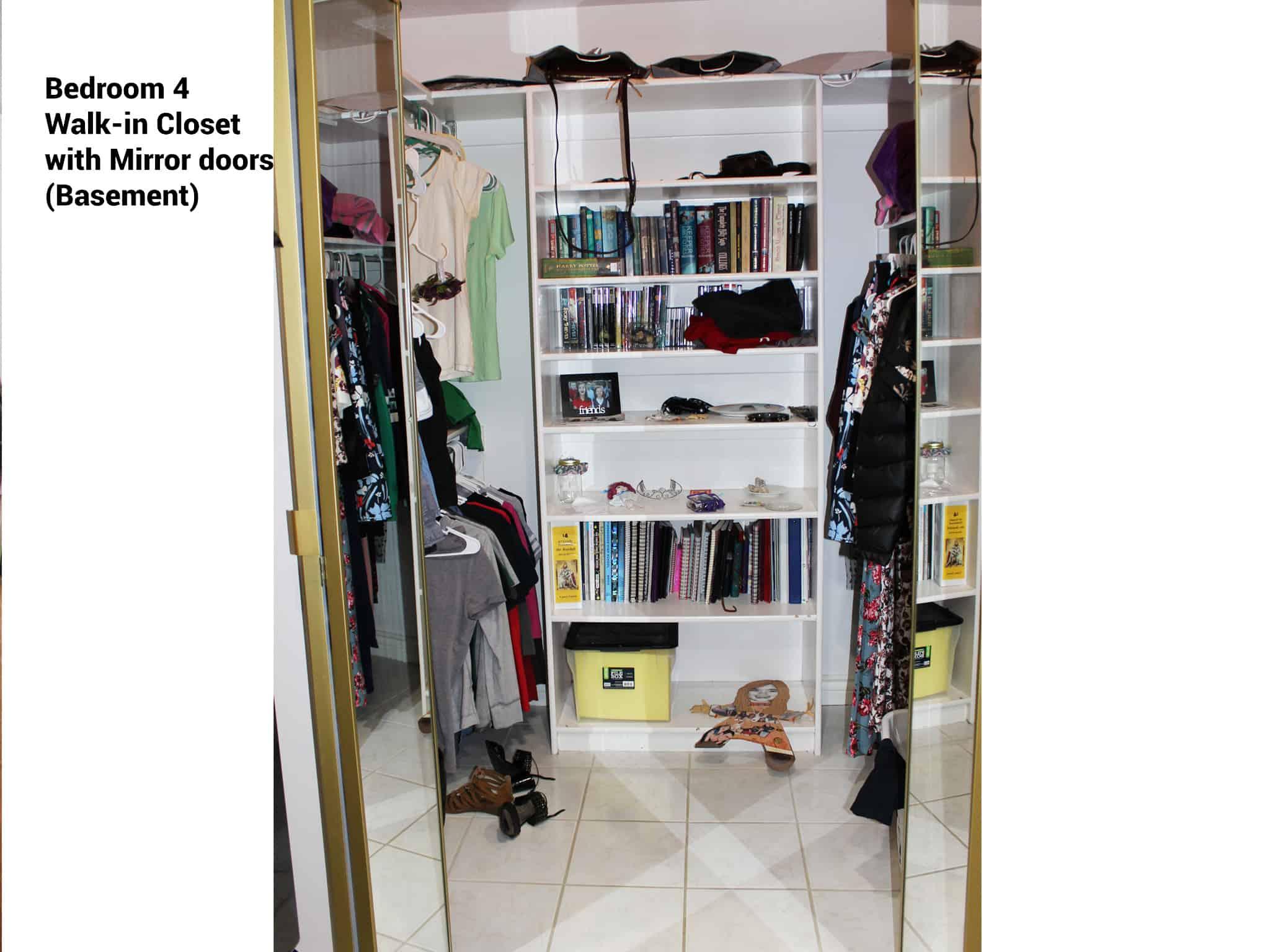 room 4 closet